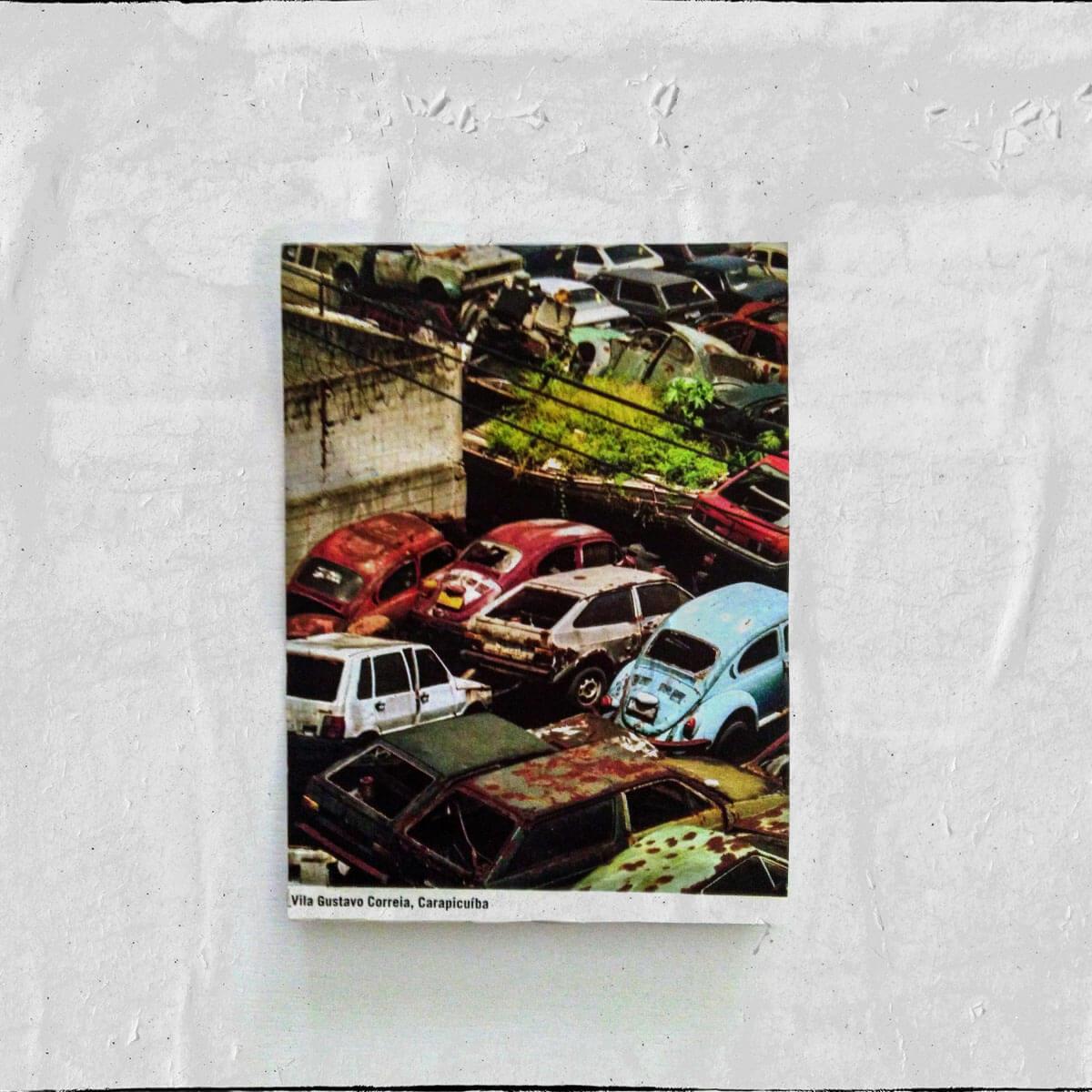 Cartões 18 de janeiro, Colagem — ColetivoPolvora Folha Piauí 18 de janeiro1