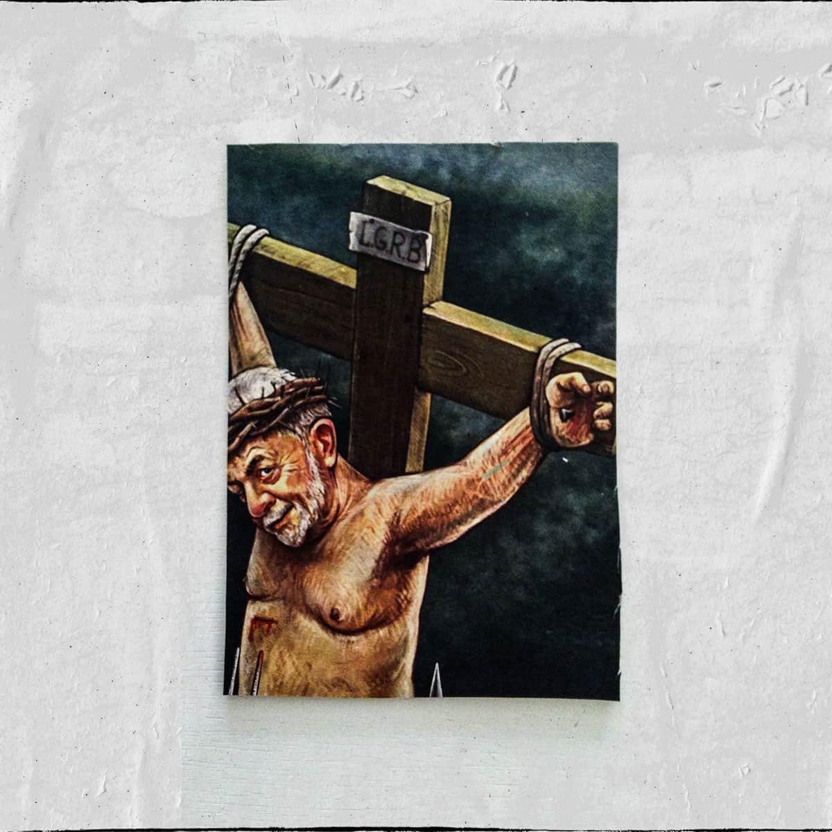 Cartões 18 de janeiro, Colagem — ColetivoPolvora Folha Piauí 18 de janeiro13